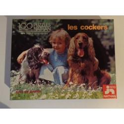Les Cockers - Puzzle 1979