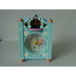 Pendule Polly Pocket Fun Time Clock - 1991