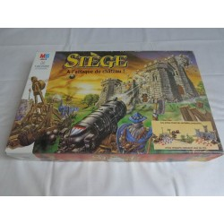 Siège - A l'attaque du chateau - MB 1993