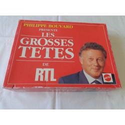 Les Grosses Têtes - Jeu Mattel 1990