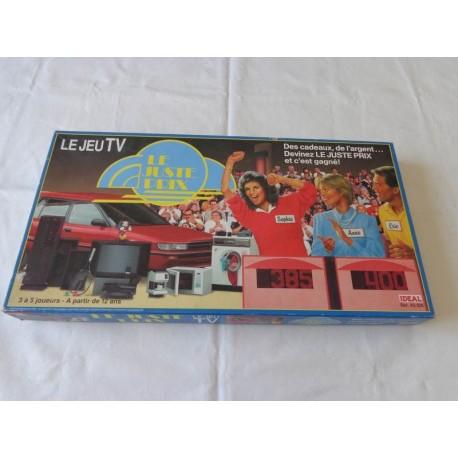 le juste prix le jeu tv id al 1990 jouets r tro jeux. Black Bedroom Furniture Sets. Home Design Ideas