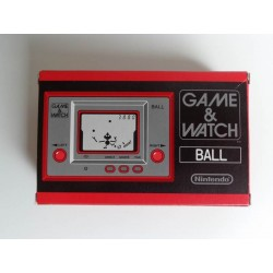 Ball - Game & Watch - Jeu Electronique