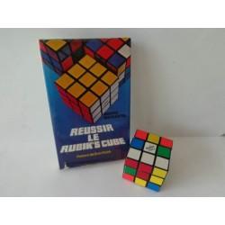 Rubik's Cube + livre - 1981