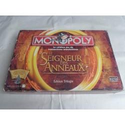 Monopoly - Le Seigneur des Anneaux - Parker 2003