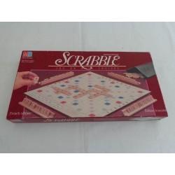Scrabble Edition Francaise canadienne en bois - Jeu MB 1994