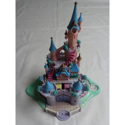 Chateau enchanté Cendrillon - Polly Pocket Disney 1995