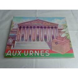Aux urnes - Jeu Laroche 1966