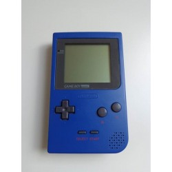 Console Nintendo Game Boy Pocket Bleu