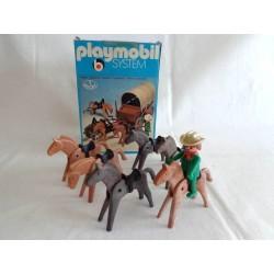 boite Playmobil System 1 Klicky 3243 - 1974