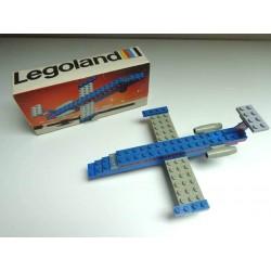 Boite Lego Legoland 657 Avion à réaction - Executive Jet