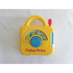 Radio Boite à musique Fisher Price - 1992