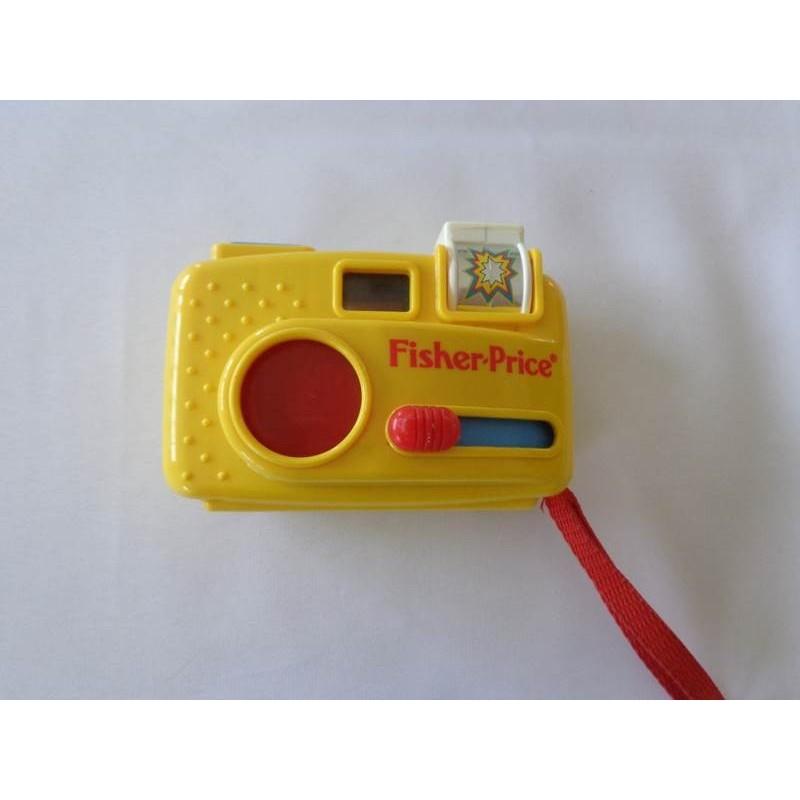 appareil photo fisher price 1993 jouets r tro jeux de. Black Bedroom Furniture Sets. Home Design Ideas