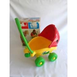 Landau de poupée Lil'Lady Buggy - Playskool 1981