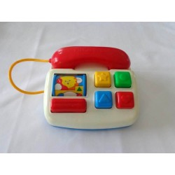 Telephone Fisher Price - 1991