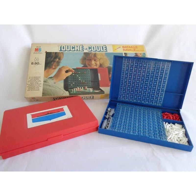 touch coul jeu mb 1972 jouets r tro jeux de. Black Bedroom Furniture Sets. Home Design Ideas