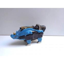 Robot Transformers Rhinoceros Wild Force Power Rangers Megazord - Bandai 2001