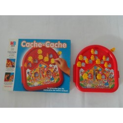 Cache-Cache - Jeu MB 1991