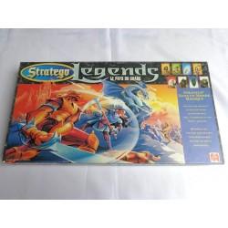Stratego Legends Le Pays du Chaos - Jeu Jumbo 1999