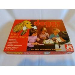 Doggy le jeu des 5 chiens - Jeux Nathan 1978