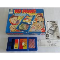 No Panic - Jeu Mattel 1986