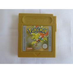 Pokémon Version Or - Jeu Game Boy Color