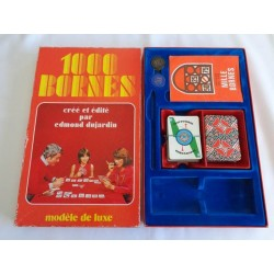 mille 1000 bornes de luxe jeu dujardin 1960 jouets r tro jeux de soci t jeux vid o livres. Black Bedroom Furniture Sets. Home Design Ideas