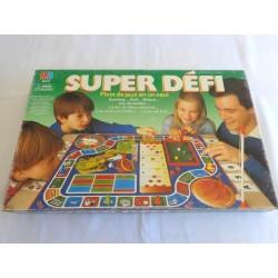 Super Défi - Jeu MB 1985