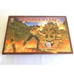 La Pierre de Sang - Jeu MB 1990