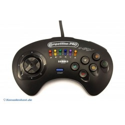 Manette Megadrive Competition Pro Serie III
