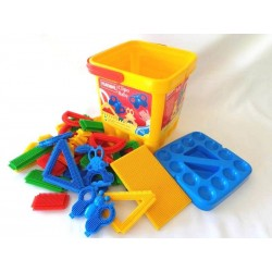 Baril Clipo Baby - Playskool 1997
