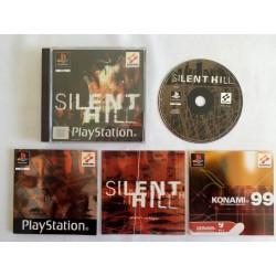 Silent Hill - Jeu Ps1