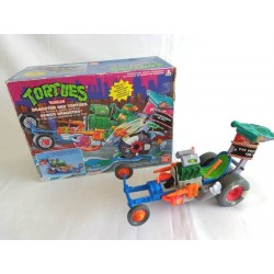 Dragster des Tortues Ninja 1988 Playmates