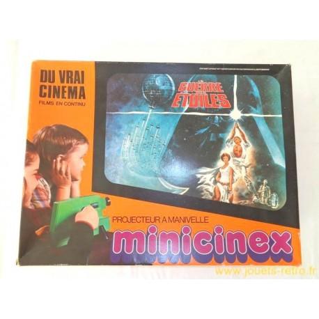 Projecteur Minicinex - La Guerre de Etoiles - Meccano 1978