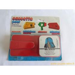 La Guerre des Etoiles cassette Minicinex Meccano 1977