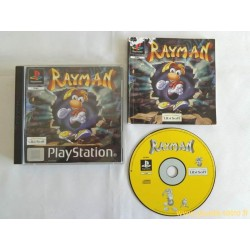 Rayman - Jeu Ps1