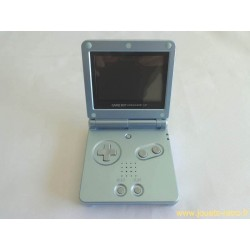Console Game Boy Advance SP Blue Artic - GBA