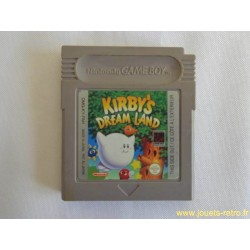 Kirby's Dream Land - Jeu Game Boy