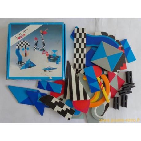 pablo junior jeu de construction fox spielverlag jouets r tro jeux de soci t jeux vid o. Black Bedroom Furniture Sets. Home Design Ideas