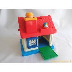Maison d'éveil Playmates 1987