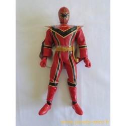 Power Rangers rouge 30 cm Bandai 2005