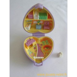 Pretty Bunnies Polly Pocket - 1993