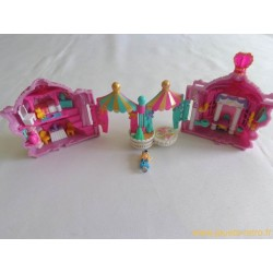Crown Palace Polly Pocket - 1996