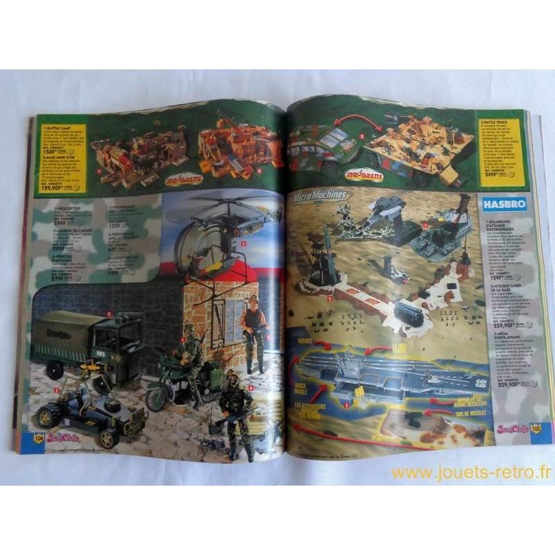 catalogue jouets no l 2000 jou club jouets r tro jeux de soci t jeux vid o livres objets vintage. Black Bedroom Furniture Sets. Home Design Ideas