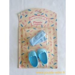 Chaussures et chaussettes de poupée Tinnie