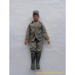 Mego Lion Rock WWII fantassin chinois