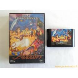 Aladdin - jeu Megadrive