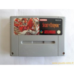 Secret of Evermore - jeu SNES