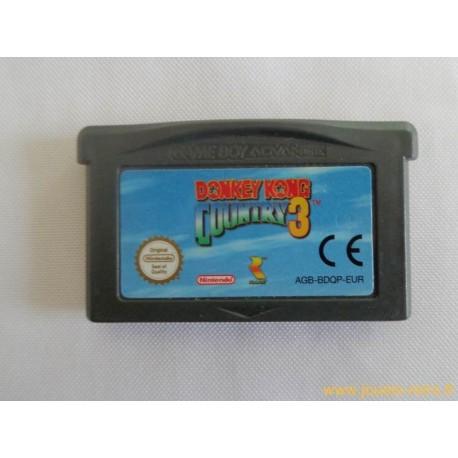 Donkey Kong Country 3 - Jeu Game Boy Advance GBA