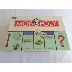 Monopoly - Jeu Parker 1996