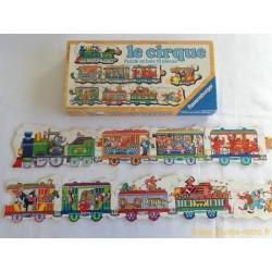 Puzzle en bois Le Cirque - Ravensburger